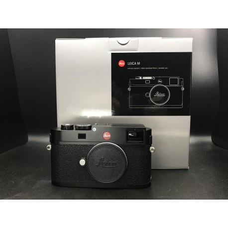 Leica M240 Digital Camera 10947 Black (Used)