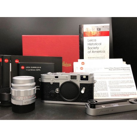 Leica MP3 LHSA Special Edition (Chrome Finish)