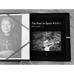 神貧的人 - 楊延康 簽名版畫冊連一張簽名原作 ( YANG YANKANG - The poor in spirit) 限量二百套