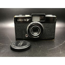 Olympus-Pen Film Camera (Black Paint)