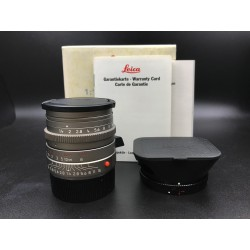 Leica Summilux-M 35mm F/1.4 Asph Titanium Finish (11859)