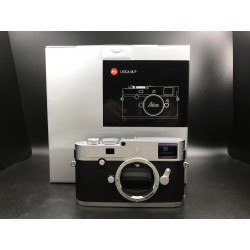 Leica M-P 240 Digital Camera Silver (10772)