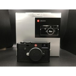 Leica M10 Digital Camera Black
