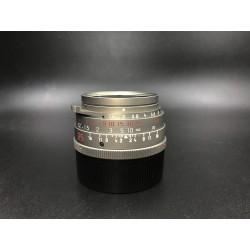 Leica Summilux-m 35mm F/1.4 Steel Rim Titanium