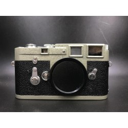 Leica M3 Film Camera (Repainted) Hammer tone style