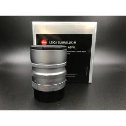 Leica Summilux-M 50mm F/1.4 Asph Silver