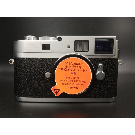 Leica M9p Digital Camera Silver 10716