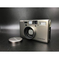 Contax Point & Shoot Film Camera