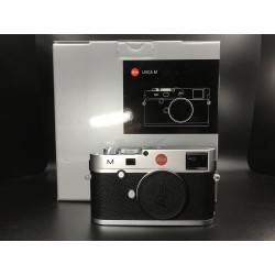 Leica M240 Digital Camera Silver Chrome Finish