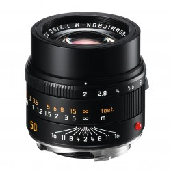 Leica APO-Summicron-M 50mm f/2.0 ASPH (BRAND NEW 50AA) 50APO BLACK