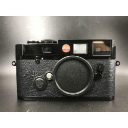 Leica M6 TTL Millennium 0.72 Film Camera Black Paint Finish