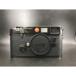Leica M6 Classic 0.72 Film Camera black