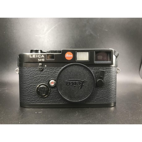 Leica Classic M6 Film Camera black