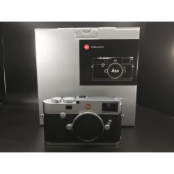 Leica M10 Digital Camera Silver Chrome Finish