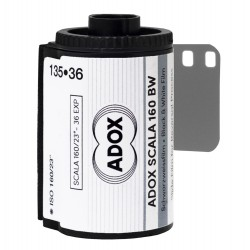 ADOX Scala 160 BW 135-36 Black & White Reversal Film