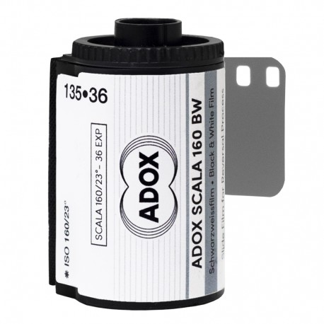 ADOX Scala 160 BW 135-36 Black & White Reversal Film