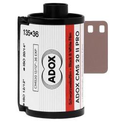ADOX CMS 20 II PRO Black and White Film 135-36