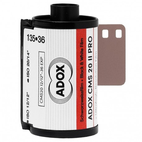 ADOX CMS 20 II PRO Black and White Film 135-36