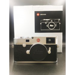 Leica M10 Digital Camera Silver Chrome Finish 20001 (Used)