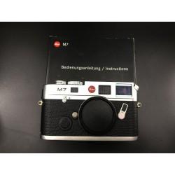 Leica M7 Film Camera Silver