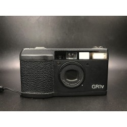 Ricoh GR1V Point & Shoot Film Camera