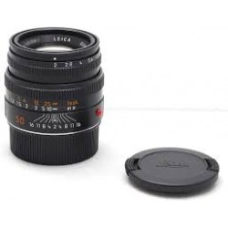 Leica Summicron-M 50mm f/2 (11826) v.5 (Brand new)