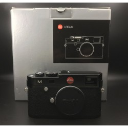 Leica M240 Digital Camera Black