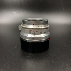 Leica Summicron 35mm f/2 V1 8 Element