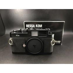 Voigtlander Bessa R3M Film Camera Black