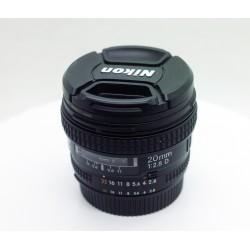 Nikon AF Nikkor 20mm/f2.8