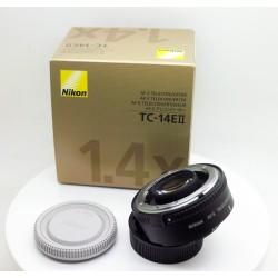 Nikon TC-14E 2x Telecoverter