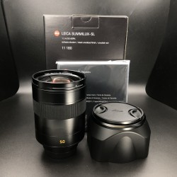Leica SUMMILUX-SL 50 f/1.4 ASPH 11180