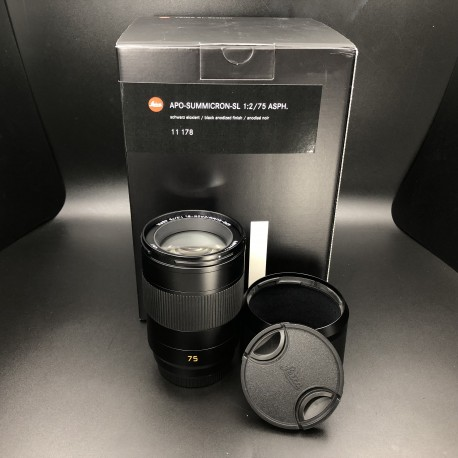 Leica APO-SUMMICRON-SL 75 f/2 ASPH