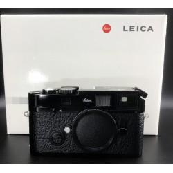 Leica M6 TTL 0.72 Black Paint LHSA Special Edition (10479)