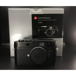 Leica M Monochrom Digital Camera (Black) 10760 CCD