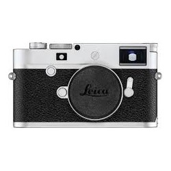 Leica M10-P Digital Rangefinder Camera (Silver Chrome) 20022