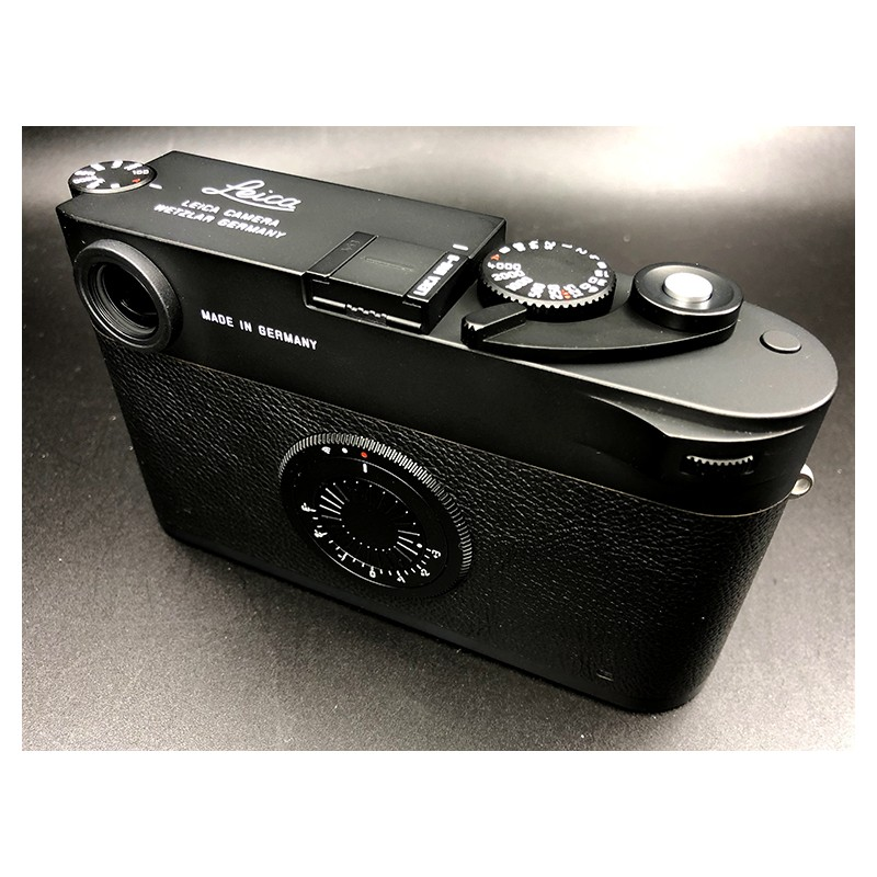 Leica M10-D Digital Rangefinder Camera 20014 (BRAND NEW) - meteor