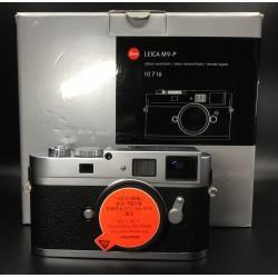 Leica M9-p Digital Camera Silver
