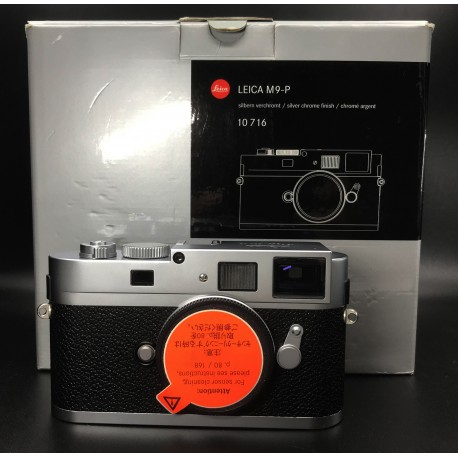 Leica M9-p Digital Camera Silver
