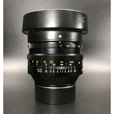 Leica Noctilux-M 50mm F/1.0 v.3