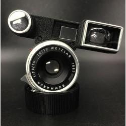 Leica summicron 35 f2.8 (眼鏡小八枚玉)