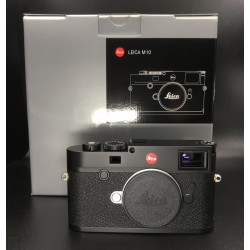 Leica M10 Digital Camera Black Chrome Finish (Used) 行貨