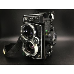 Rolleiflex 2.8GX TLR Film Camera (Medium format)