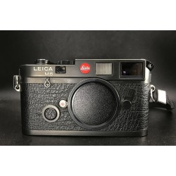 Leica M6 Classic Film Camera Black (USED)