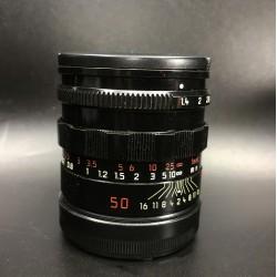 Leica Summilux 50mm F/1.4 Black Paint