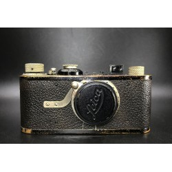 Leica I Film Camera LTM black paint