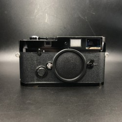 Leica MP Film Camera Used Black Paint