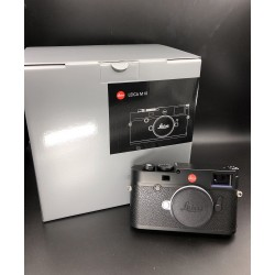 Leica M10 Digital Camera Black Chrome Finish