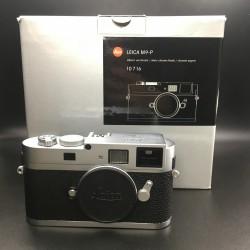Leica M9-P (10716) Silver digital rangefinder camera m9P