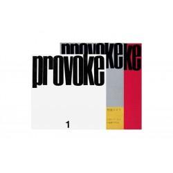 Provoke 挑釁復刻版 全三冊
